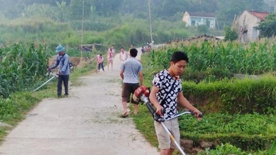 Bình Liêu nâng chất tiêu chí nông thôn mới
