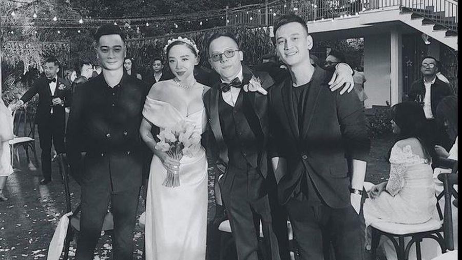 Tóc Tiên và Hoàng Touliver lần đầu lên hình cùng nhau sau đám cưới