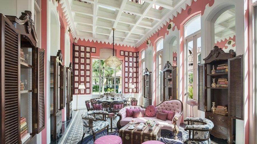 Nhà hàng Pink Pearl tại JW Marriott Phu Quoc Emerald Bay đạt giải thưởng Wine Spectator 2020
