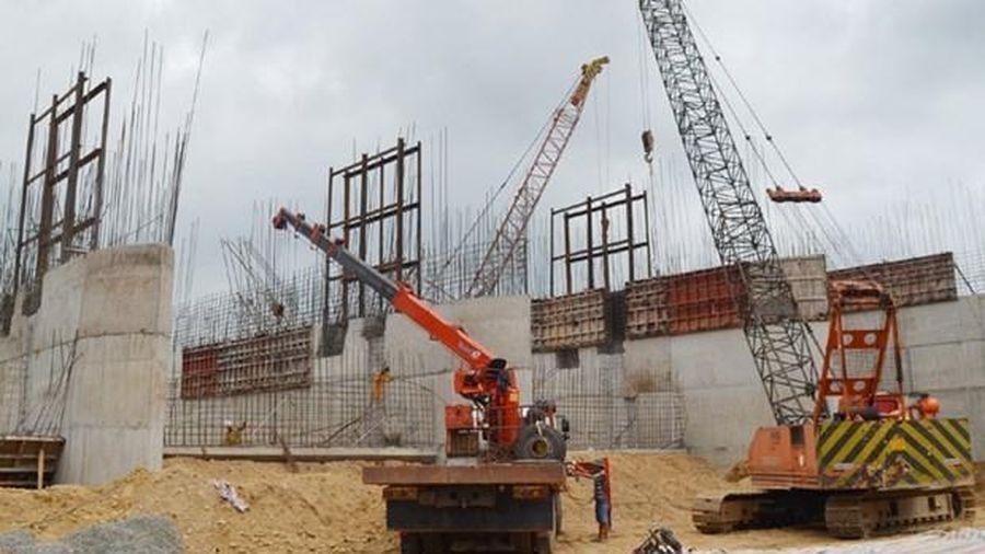 Sớm giải quyết dứt điểm vướng mắc mặt bằng dự án hồ chứa nước Mỹ Lâm
