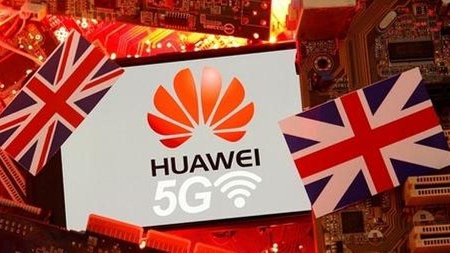 Sự tin tưởng 'tan biến' với Huawei, Anh ra tối hậu thư về 5G