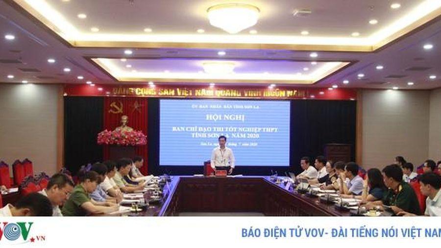 Sơn La sẽ thành lập 12 đoàn kiểm tra trong kỳ thi tốt nghiệp THPT 2020