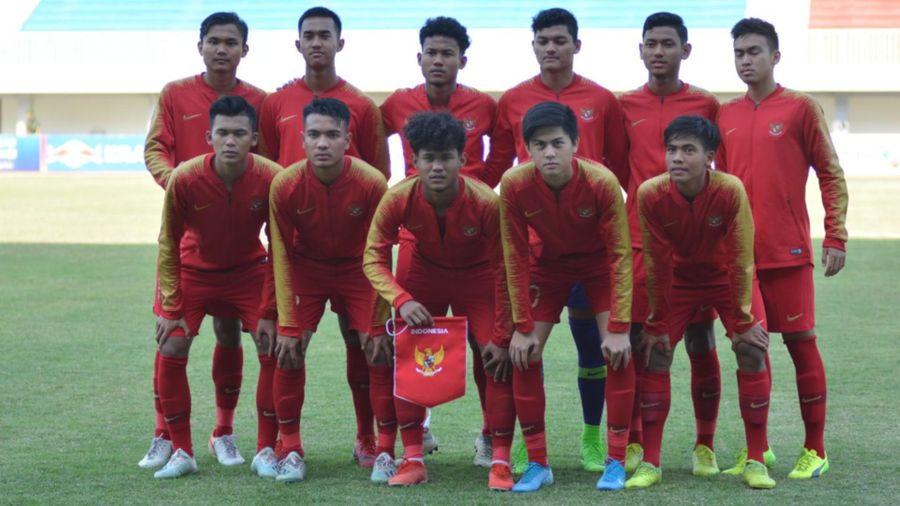 LĐBĐ Indonesia 'hạ chỉ tiêu' cho U20 Indonesia ở U20 World Cup