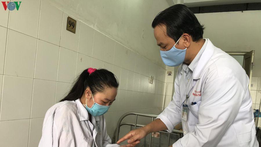 Phẫu thuật thành công bệnh nhân bị bướu xương kích thước khổng lồ