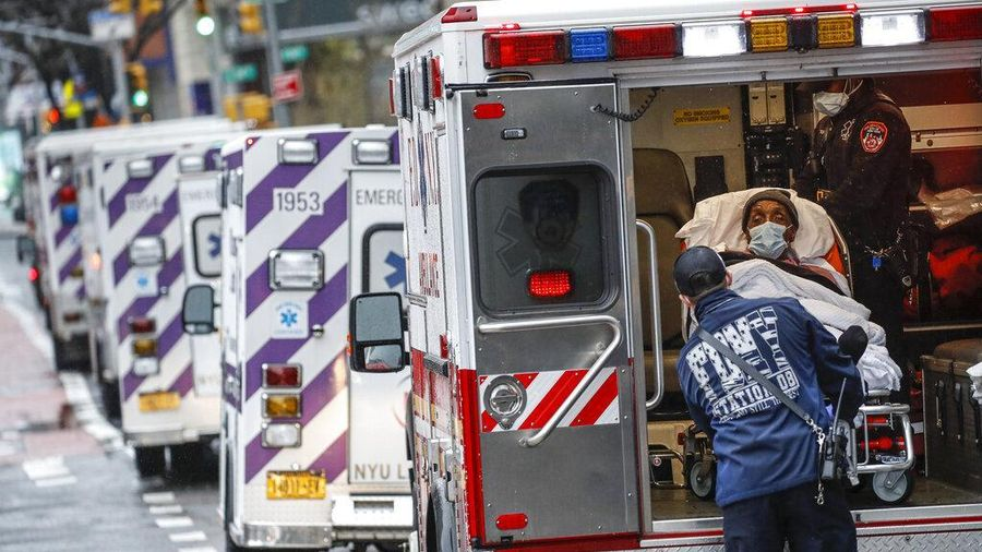 COVID-19: Bệnh viện tại Mỹ quá tải, Ấn Độ ghi nhận kỷ lục ca nhiễm mới