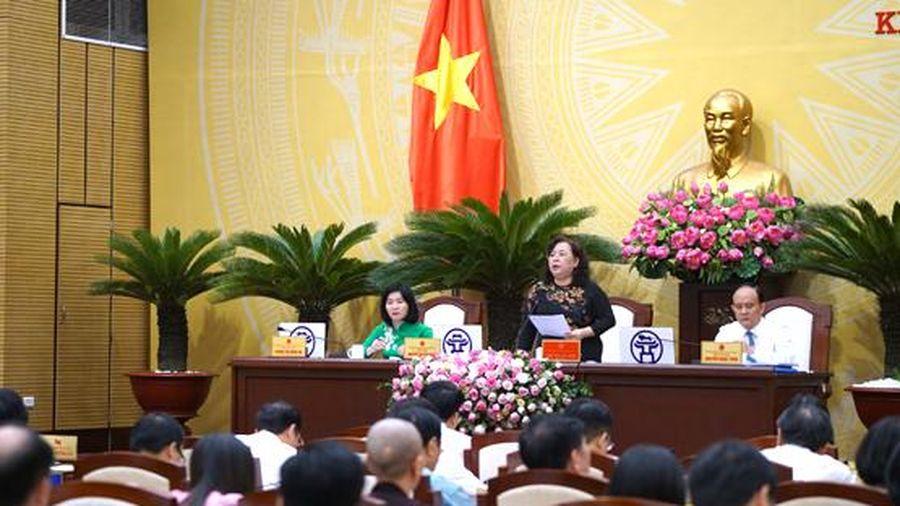 Hôm nay (6-7), khai mạc kỳ họp thứ mười lăm, HĐND thành phố Hà Nội khóa XV