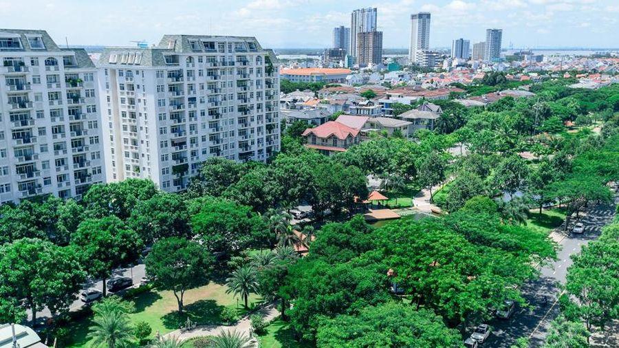 Thành phố Hồ Chí Minh phấn đấu đạt 1m2 cây xanh/người vào năm 2030