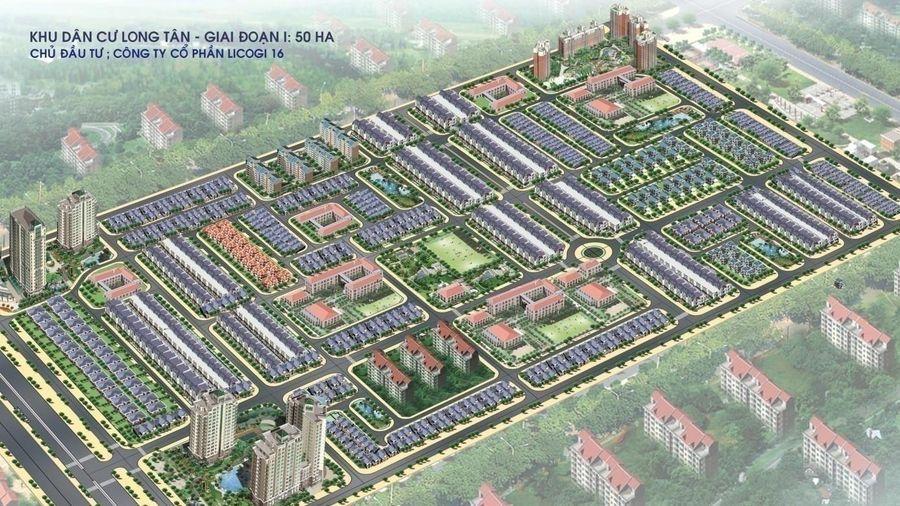 Licogi 16 (LCG): Muốn chuyển nhượng một phần dự án Long Tân, triển khai dự án điện mặt trời Vạn Ninh
