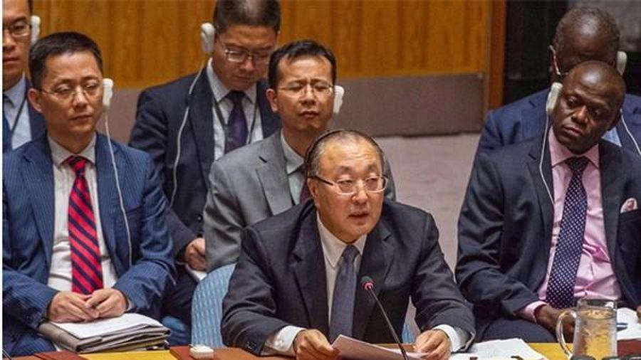 Vừa tham gia hiệp ước thương mại vũ khí toàn cầu, Trung Quốc đã 'nói móc' Mỹ