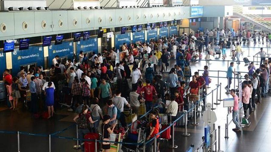 Làm rõ nguyên nhân số chuyến bay chậm gia tăng