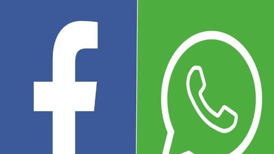 Facebook, WhatsApp ngưng cung cấp thông tin cho Hong Kong