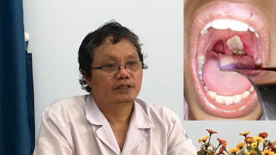 Bác sĩ Trương Hữu Khanh: Đừng cố tìm nguồn lây bạch hầu