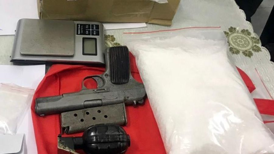 Phá 2 đường dây tội phạm, thu 60 kg ma túy và nhiều súng đạn