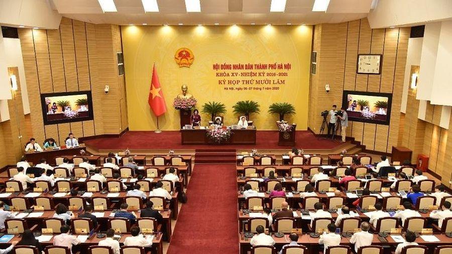 Hà Nội thông qua Nghị quyết về hỗ trợ cán bộ công chức cấp xã, người hoạt động không chuyên trách ở thôn, tổ dân phố