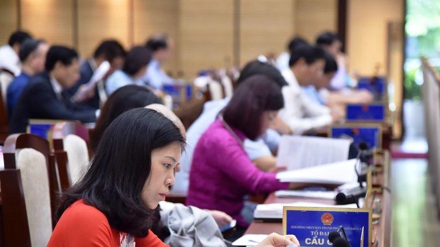 Hà Nội thành lập mới 122 thôn, tổ dân phố