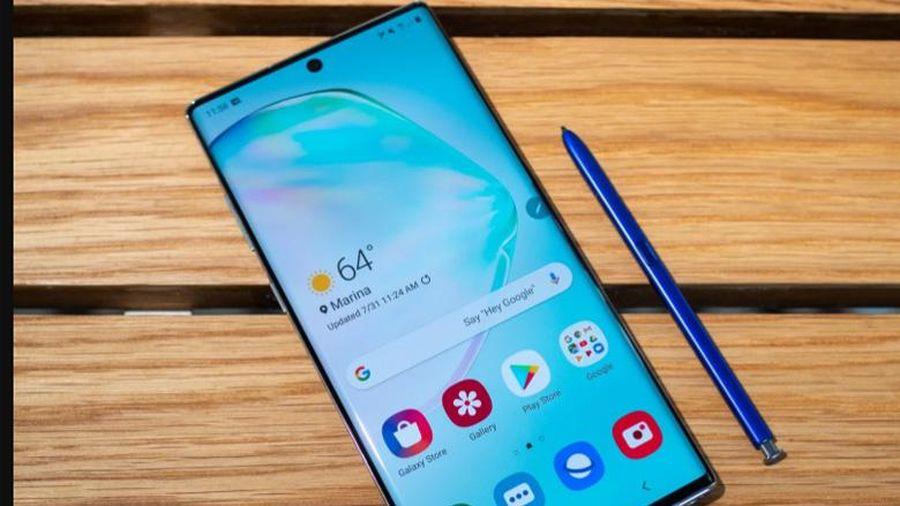 Bộ đôi Galaxy Note10 giảm giá gần 10 triệu đồng