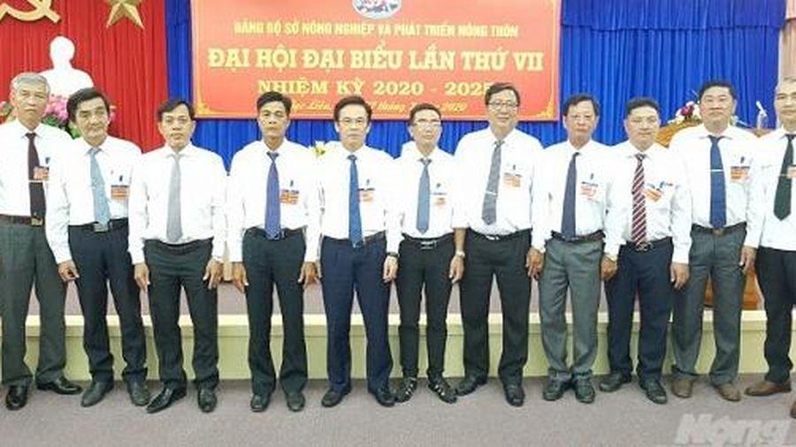 Ông Lưu Hoàng Ly tái cử Bí thư Đảng ủy Sở NN-PTNT tỉnh Bạc Liêu