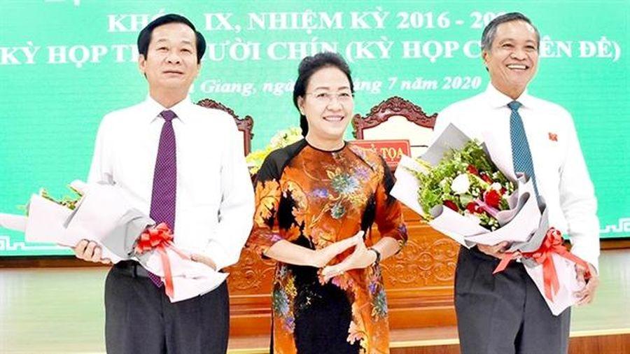 Kiên Giang có Chủ tịch UBND tỉnh mới