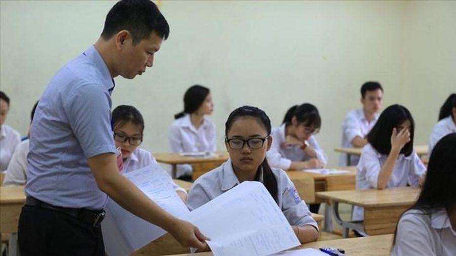 134 cơ sở giáo dục ĐH tham gia thanh tra, kiểm tra thi tốt nghiệp THPT năm 2020