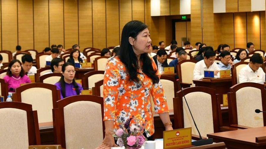 Hà Nội không tăng học phí bậc mầm non, phổ thông công lập