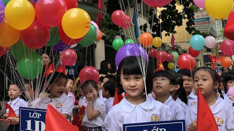 Hà Nội không cho phép tổ chức thi tuyển vào lớp 1