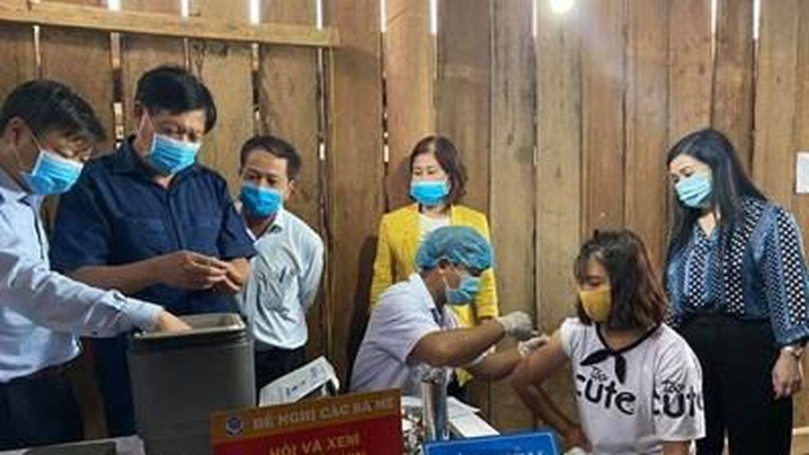 Ngành Y tế triển khai nhanh các biện pháp ngăn chặn bệnh bạch hầu tại 4 tỉnh Tây Nguyên