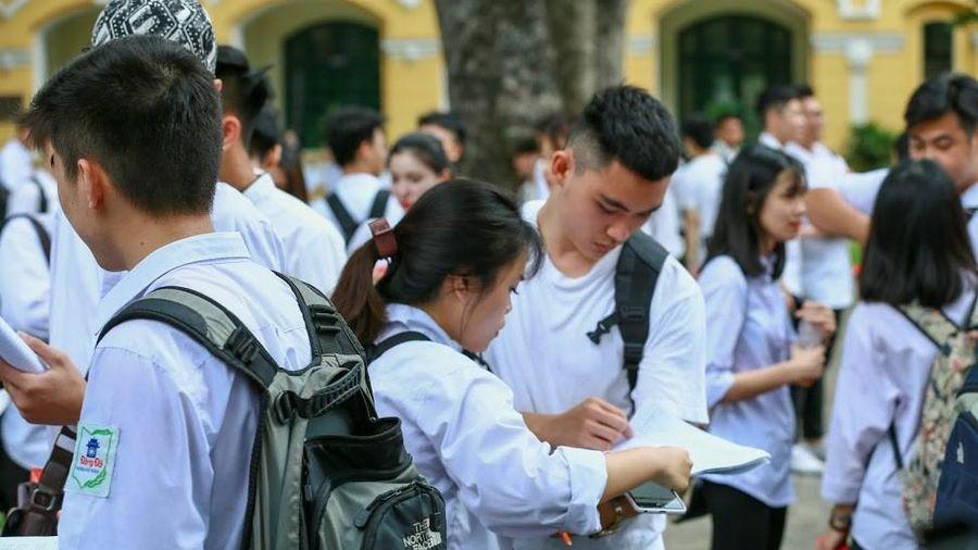 11 đối tượng được xét tuyển thẳng vào các trường đại học, cao đẳng