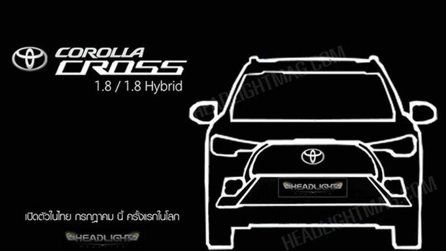 Toyota Corolla Cross khoảng 669 triệu đồng tại Đông Nam Á?