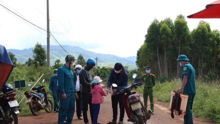 Huyện Đăk Đoa – Gia Lai: Bông Hiot trong vòng vây bạch hầu