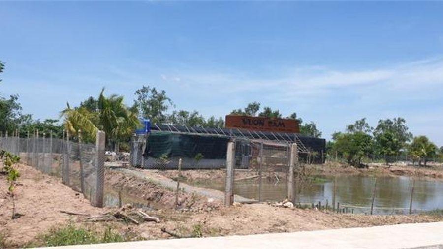 Hải Phòng: Yêu cầu quận Lê Chân xử lý dứt điểm vi phạm đê điều