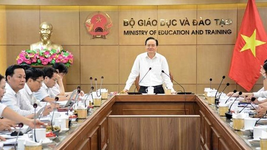Chuyên gia tư vấn giúp Bộ trưởng Bộ GD&ĐT về bảo đảm và kiểm định chất lượng giáo dục