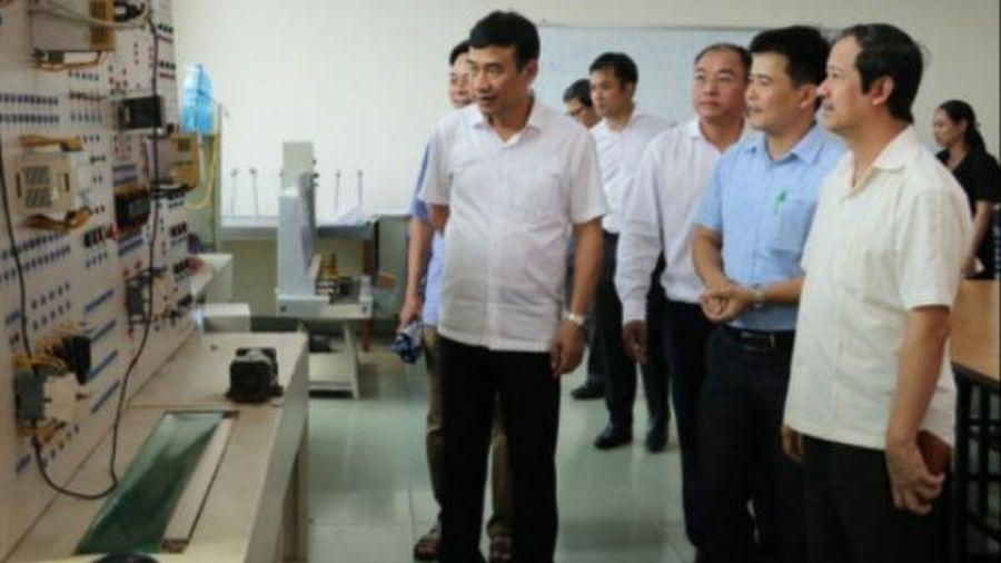 Đại học Quốc gia Hà Nội xem xét đưa Trường Đại học Thái Bình thành trường thành viên