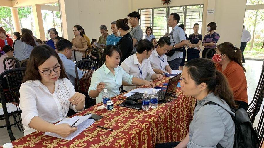 Đồng Nai chi trả hỗ trợ đợt 3 thu hồi đất làm sân bay Long Thành