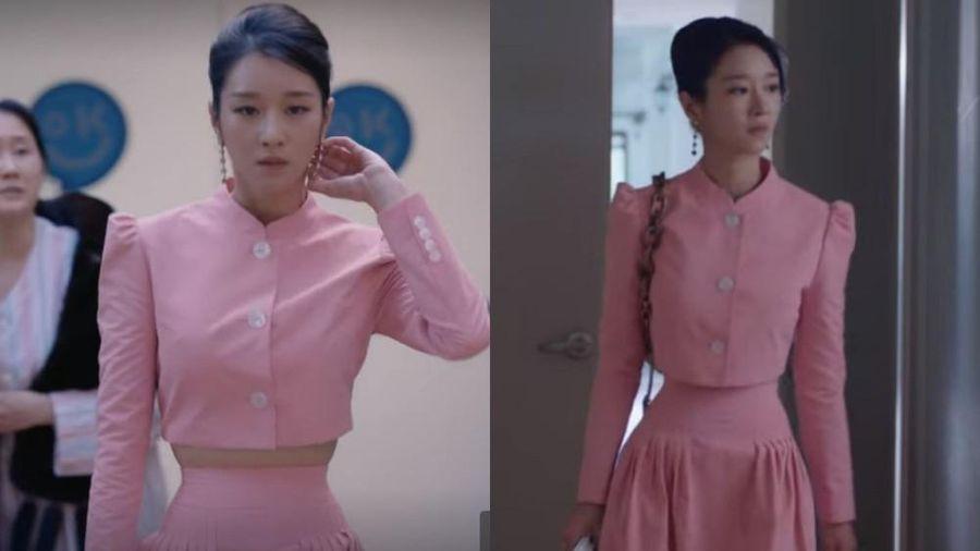 'Sốc nặng' khi Seo Je Jin tiết lộ sự thật về vòng eo con kiến không cần giảm cân
