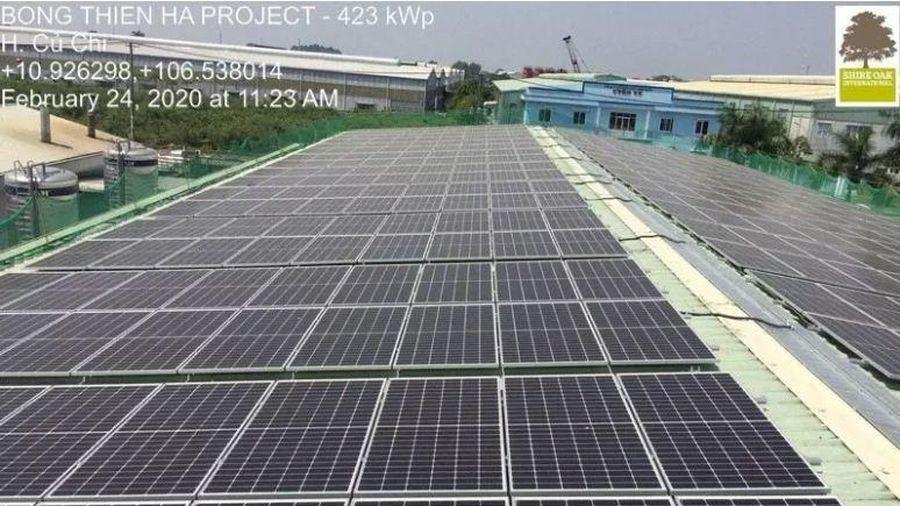 Việt Nam là thị trường màu mỡ để phát triển năng lượng mặt trời