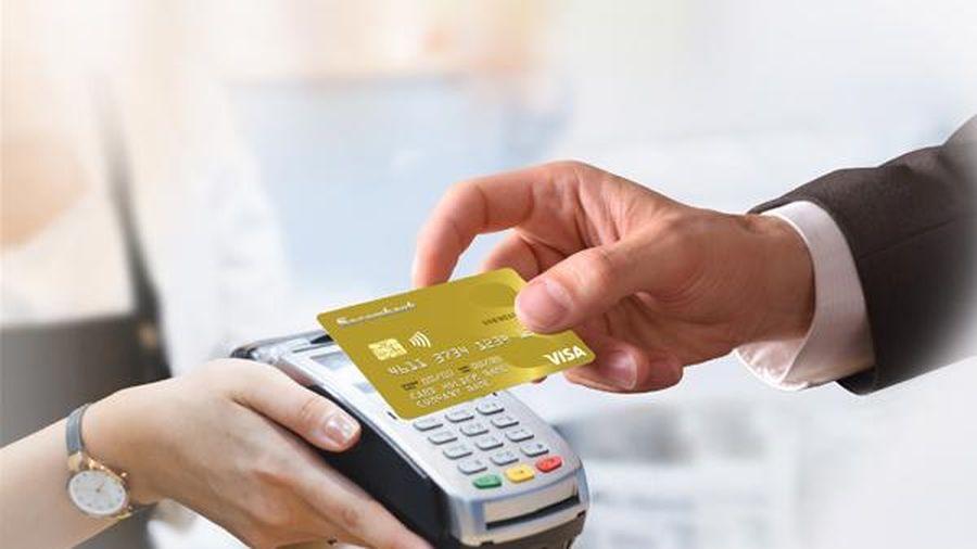 Thẻ chuẩn EMV - dẫn đầu xu hướng thẻ 'không chạm' ở VN