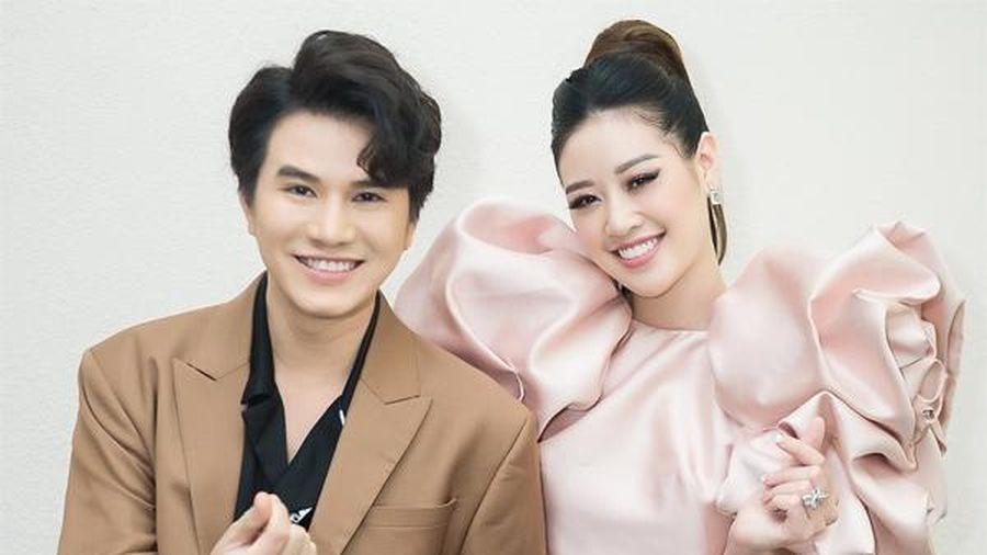 MC Mạnh Cường bất ngờ trước sự thay đổi của Hoa hậu Khánh Vân