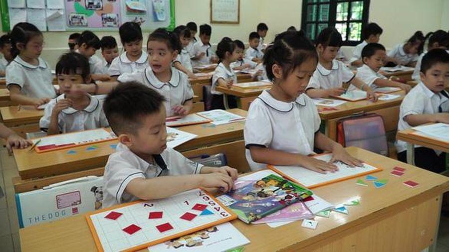 Hà Nội cấm tuyệt đối việc thi tuyển học sinh vào lớp 1