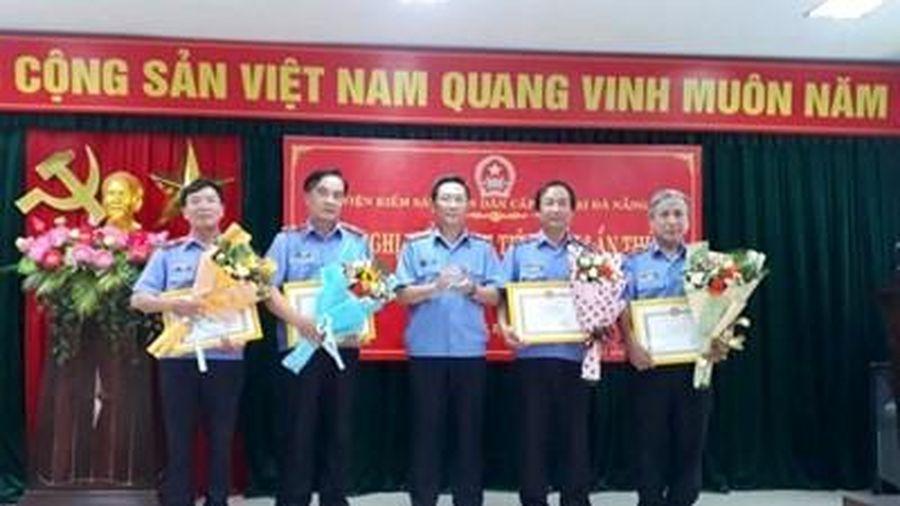 VKSND cấp cao tại Đà Nẵng vinh danh 4 tập thể và 5 cá nhân