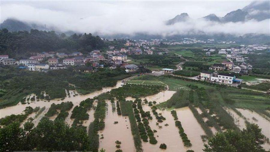 Thủ tướng gửi điện thăm hỏi tình hình mưa lũ tại Trung Quốc