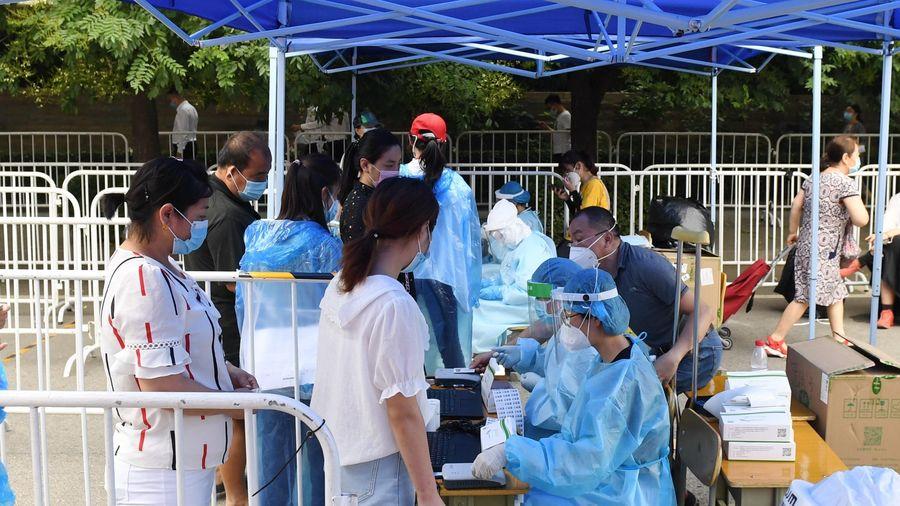 Bắc Kinh không có ca nhiễm mới COVID-19 lần đầu tiên trong gần 4 tuần