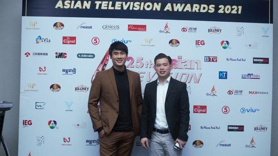 Campuchia được chọn tổ chức Lễ trao giải thưởng truyền hình châu Á