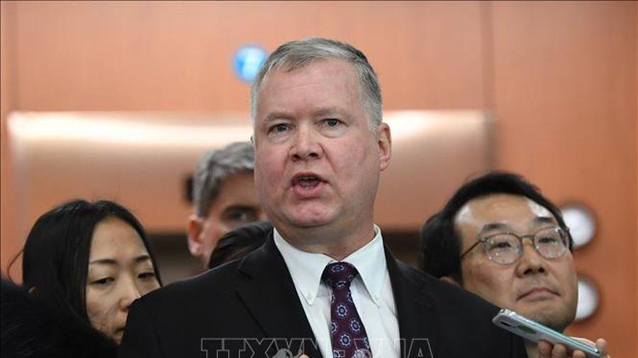 Đặc phái viên hạt nhân Mỹ tới Hàn Quốc