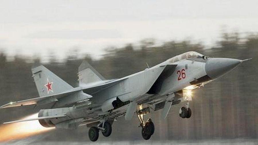 Nga triển khai phi đội MiG-31 thứ hai ở bán đảo Kamchatka