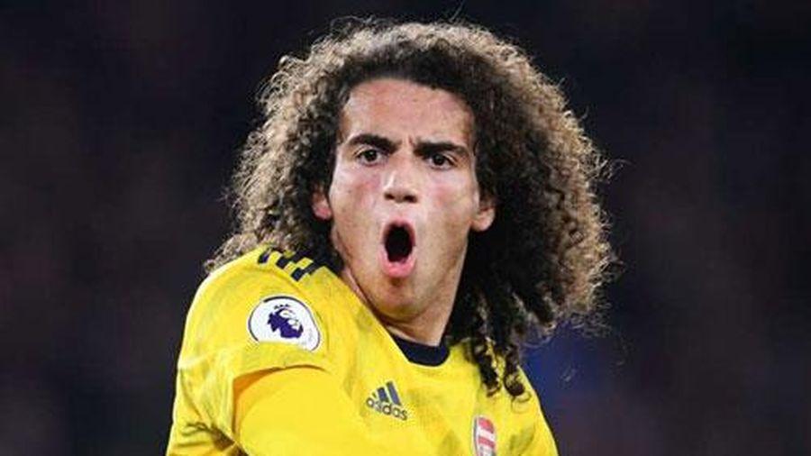 Guendouzi bị cấm cửa khỏi đội một Arsenal vì thái độ chống đối