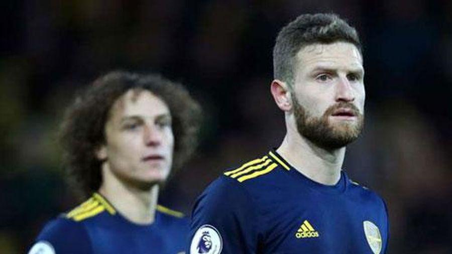 Thủ môn Arsenal: 'Có Luiz và Mustafi, tôi thấy an toàn hơn'