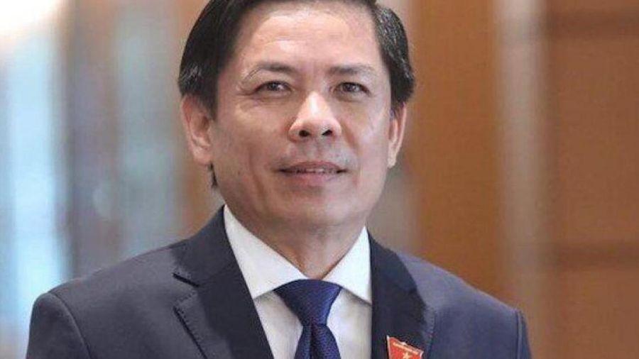 Bộ trưởng Nguyễn Văn Thể gửi thư mong nhận sự chia sẻ của khách đi máy bay