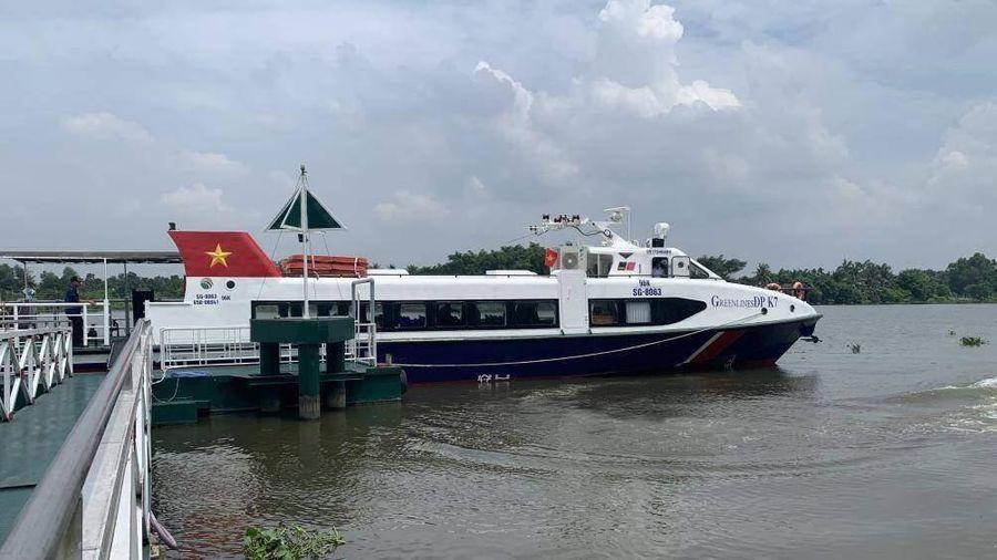 Ngày 10/7 khai trương tuyến du lịch đường sông Bạch Đằng - Địa Đạo Củ Chi