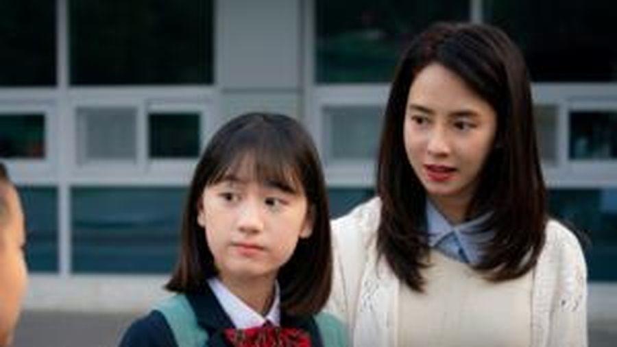 Lộ diện con gái xinh như hoa của 'mợ ngố' Song Ji Hyo trong drama 'Was It Love?'