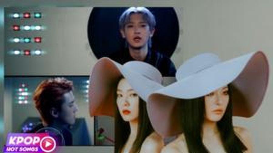 Viễn cảnh 'gà nhà đá nhau' chưa bao giờ gần đến thế khi 2 nhóm nhỏ của EXO và Red Velvet tung sản phẩm cách nhau... 6 giờ đồng hồ